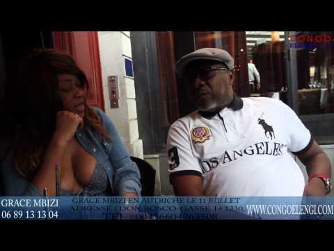 papa wemba perdre contrôle en plein émission,et il invite tout le monde  dimanche a sa fête 66ans
