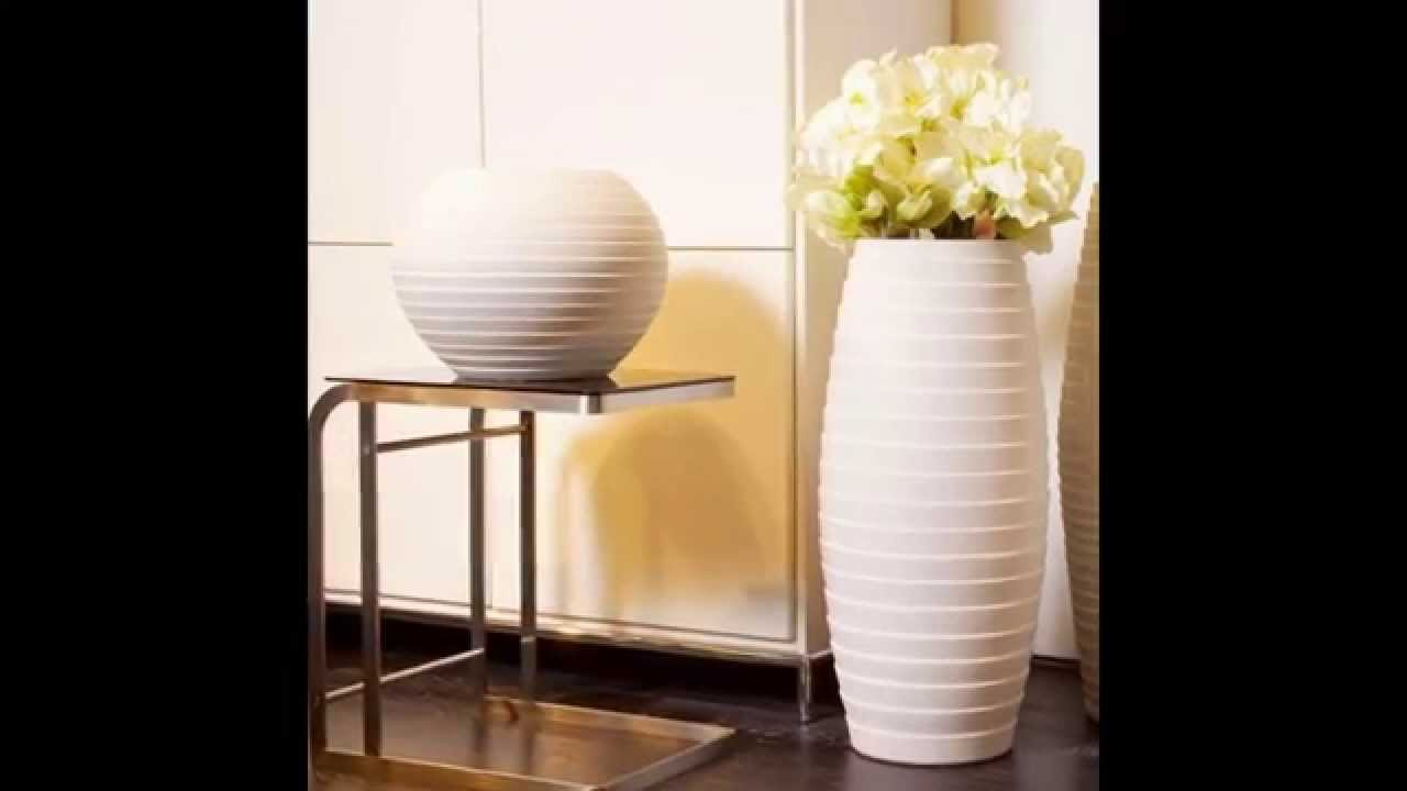 Large Floor Vases Floor Vase Youtube