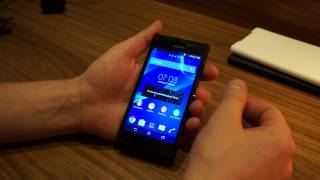 Sony Xperia M2 - первый взгляд
