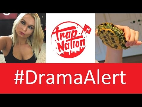 Thumbnail: Helping the HOMELESS - Trap Nation, OURMINE #DramaAlert Zoie Burgher vs KOSDFF!
