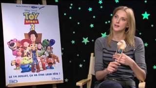Toy Story 3 - le making of avec Frédérique Bel et Benoit Magimel streaming