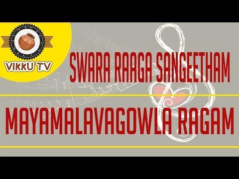 Mayamalavagowla Ragam |  Swararaaga Sangeetham |  Vikku Vinayakaram | Vikku TV