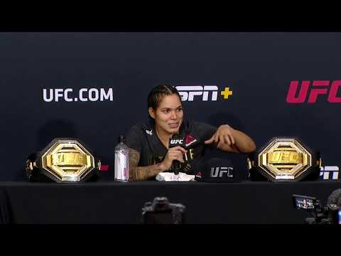 UFC 250: Amanda Nunes Post-fight Press Conference