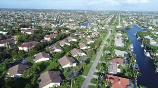Hurricane Irma Timelapse and The Day After - 2017 Cape Coral, Florida