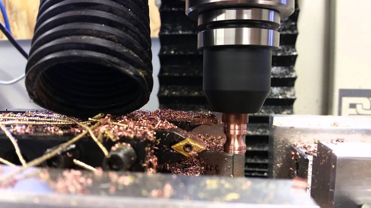 Tormach 1100 Gunsmithing - Exploring Mars
