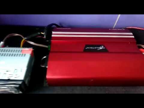 Tractor woofer system.   Ready for j&k  batala 9814914914