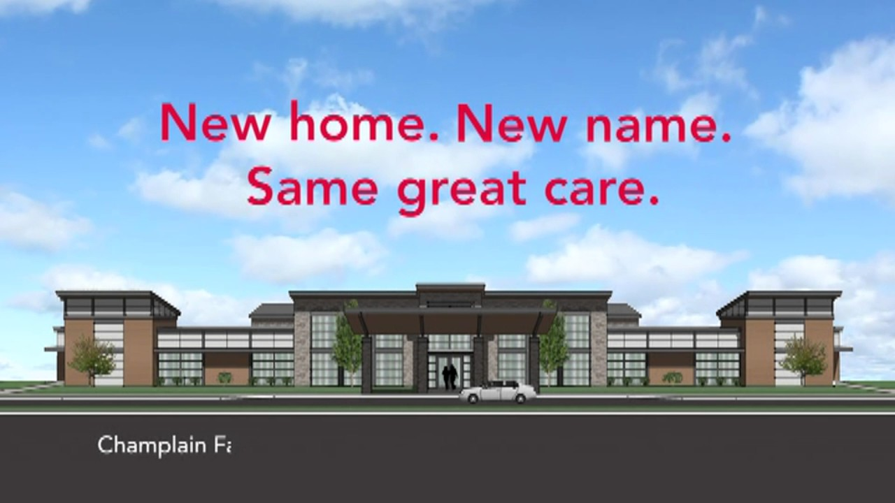 Champlain Family Health Center coming soon