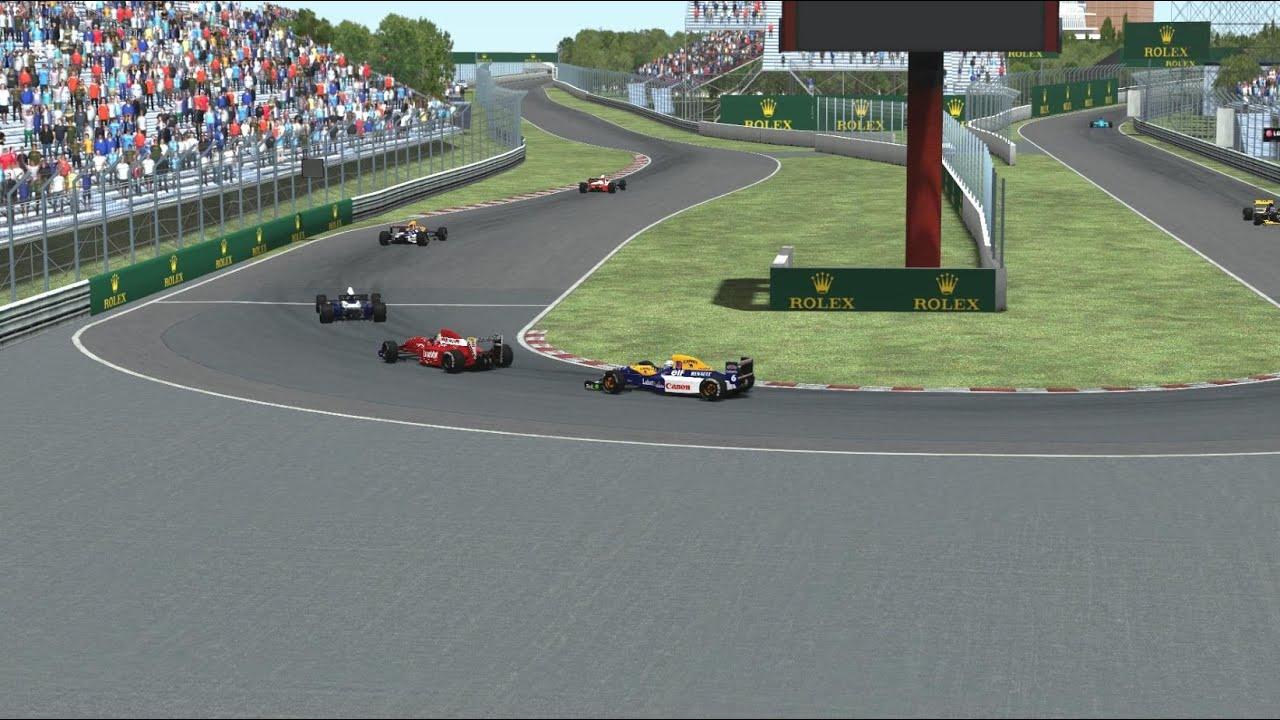 VRC F1 1992 FAN - Round 02 - Montreal