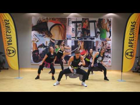 Zumba  Clean Bandit  Rockae ft Sean Paul & AnneMarie