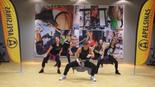 Zumba - Clean Bandit - Rockabye ft. Sean Paul & Anne-Marie Video