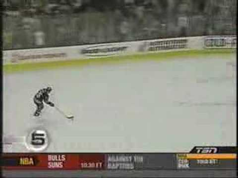 NHL funny shootout bloopers