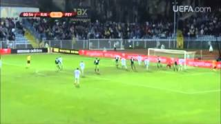 Video Gol Pertandingan Rijeka vs Feyenoord