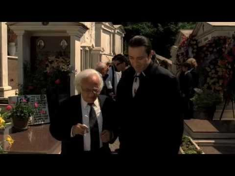 The Sopranos - Furio talks about Carmela with his Uncle