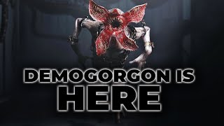 DEMOGORGONS HERE! - Stranger Things Chapter Dead by Daylight!