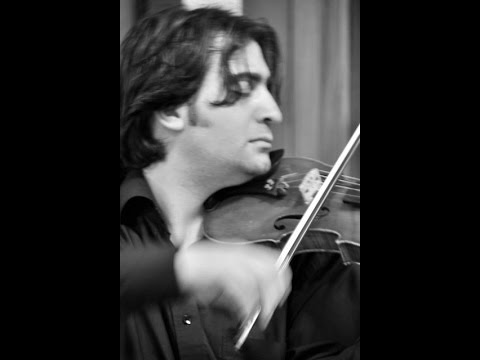 Shant Eskenian, Violin: Komitas/Aslamazyan, Groung (The Crane)