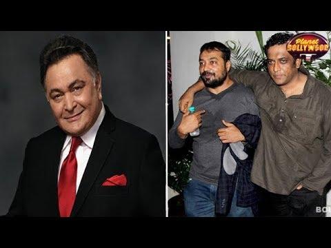Rishi Kapoor Slams Anurag Kashyap & Anurag Basu, Calls Them Monkeys   Bollywood News