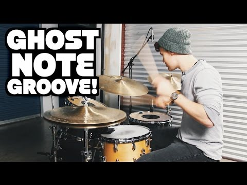 Ghost Note Groove | Drum Lesson