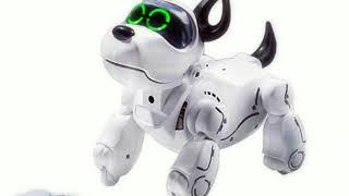 Символ 2018 года Собака робот PupBo интерактивная игрушка друг