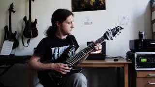 Andy James Guitar Academy Dream Rig Competition -- Jason Melidonie