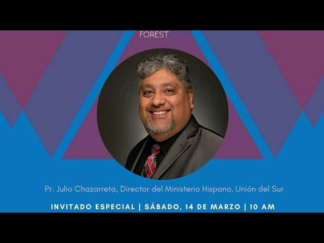3/14/2020 Pr. Julio Chazarreta