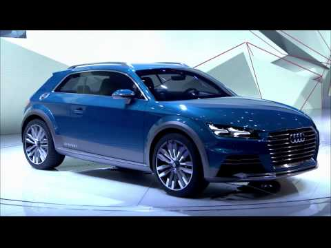 Audi Allroad Shooting Brake NAIAS Detroit 2014