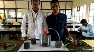 Prototype of fermenter/bioreactor