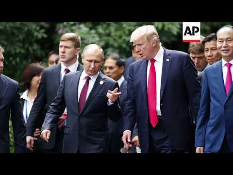 Analyst: Trump/Putin Meeting Starts With NATO