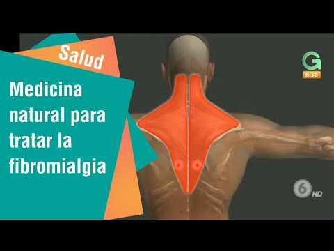Medicina natural para tratar la fibromialgia