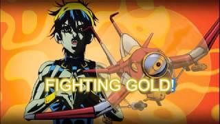 Fighting Gold Romaji Karaoke
