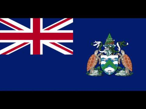 Ten Hours of the Anthem of Ascension Island