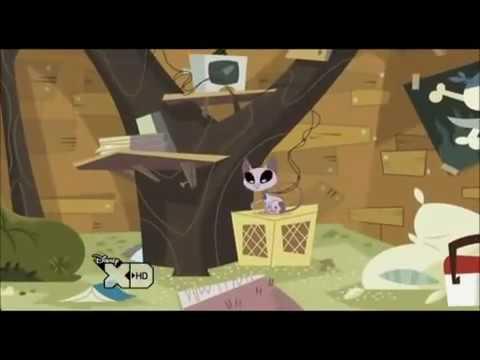 Kid vs. Kat (1x03A) - Do Not Fort Sake Me