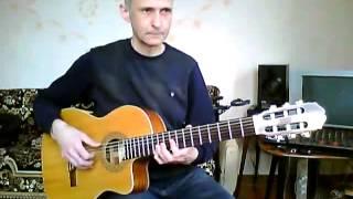 Гитарист Олег Romanse Gomez