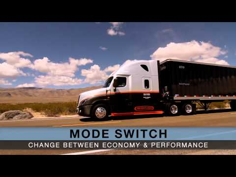 Driver Training Series: Freightliner Equipped with Detroit DT12 Transmission