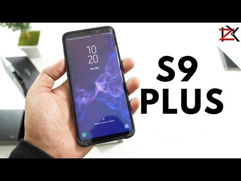 UNBOXING S9 PLUS + 256GB - Quick Look At The Latest Samsung Galaxy S9+
