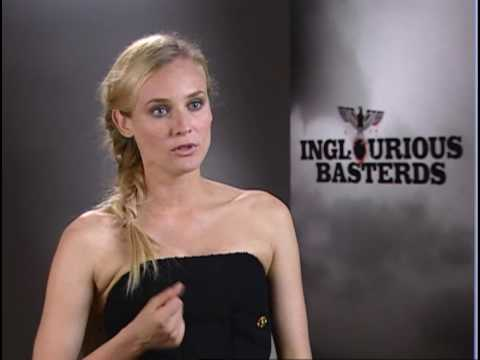 Diane Kruger, Melanie Laurent  : Inglourious Basterds