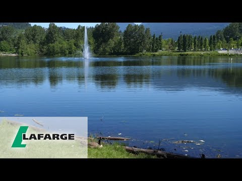 Lafarge Lake Reclamation Project