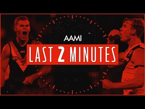 AAMI Last Two Minutes | Port Adelaide v Richmond | Round 4, 2019 | AFL