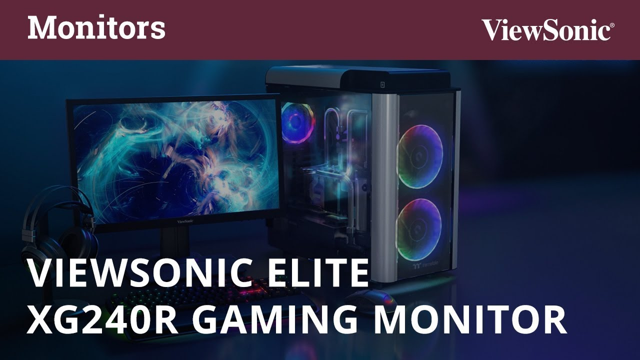 ViewSonic ELITE RGB ALLIANCE
