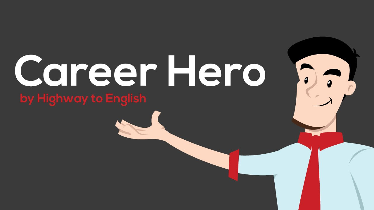 career hero by highway to english  how to write an