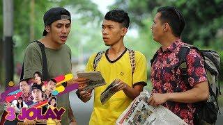 Gara Gara Duit Goceng 3 Jomblo Alay Kena Tipu! - 3 Jolay Episode 2