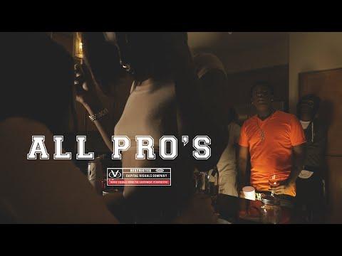 GSK Cartier - 'ALL PRO'S' | OFFICIAL MUSIC VIDEO