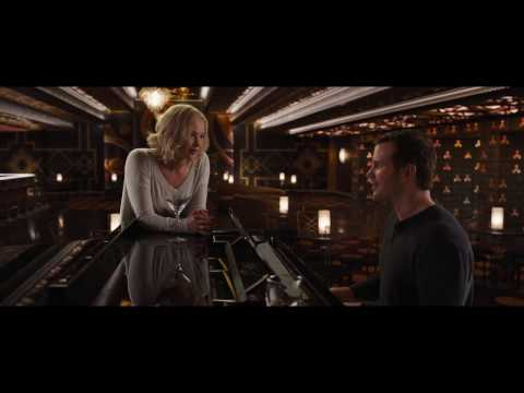 Passengers Blooper Reel with Jennifer Lawrence & Chris Pratt
