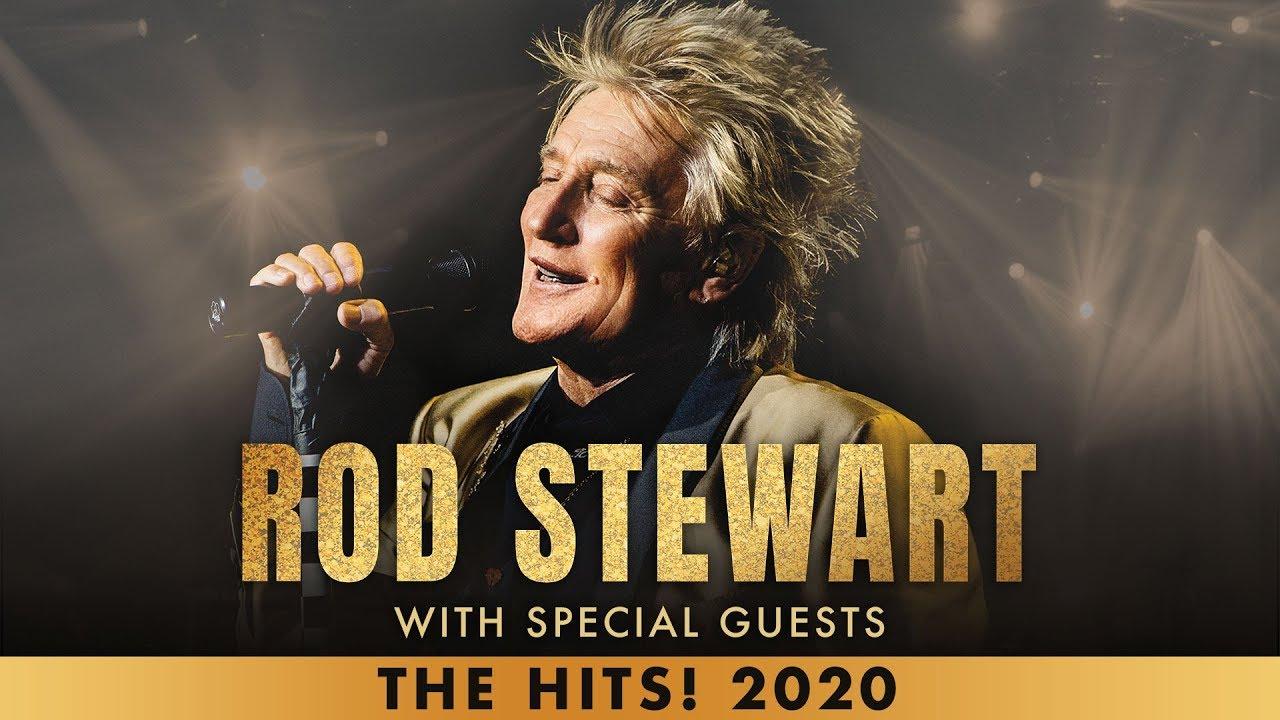 Image result for rod stewart tour 2020
