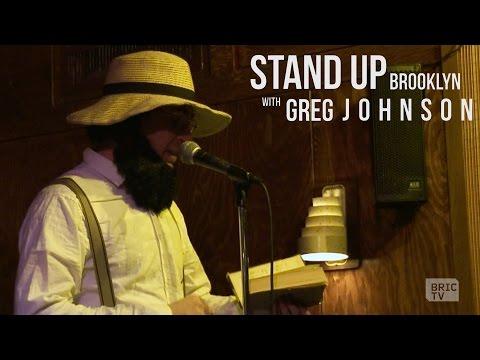 Brett Davis   Stand Up Brooklyn with Greg Johnson   Ep. 1