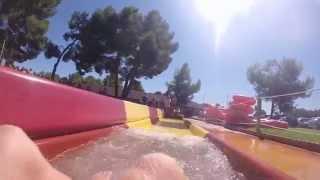 Majorca Waterpark Trip 2015