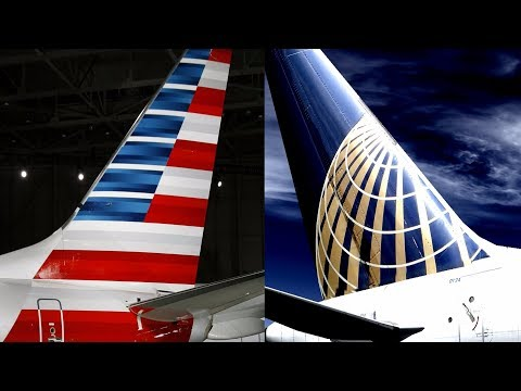 American Airlines vs United Airlines