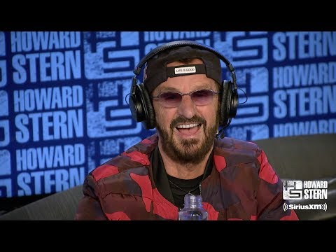 Ringo Starr Explains With Peace & Love Why He Doesn't Accept Fan Mail