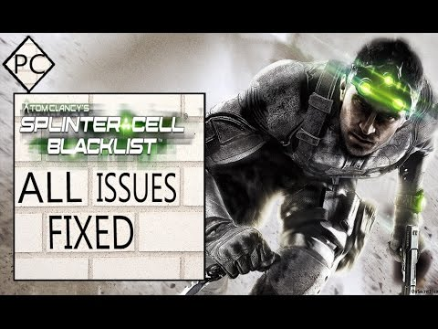 splinter cell blacklist matchmaking issues Splinter cell blacklist headlines videos wallpaper one of the biggest shortcomings of the last splinter cell game trademarks, or other issues.