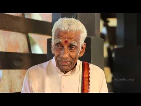 Thiranottam in Kathakali - Nelliyode Vasudevan Namboodiri, Interview -2 Malayalam