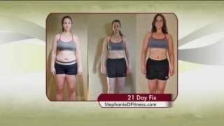 21 Day Fix Transformation- LIVE TV RESULTS